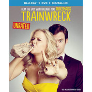 Trainwreck Blu-Ray+ DVD Digital HD With Ultraviolet On Blu-Ray With - EE723789