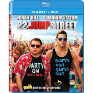22 Jump Street Blu-Ray On Blu-Ray With Jonah Hill Comedy - EE723797
