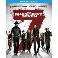 The Magnificent Seven Blu-Ray On Blu-Ray With Denzel Washington 7 - EE723806