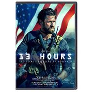 13 Hours: The Secret Soldiers Of Benghazi On DVD - EE723816