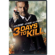 3 Days To Kill On DVD With Tomas Lemarquis - EE723817