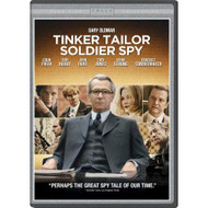 Tinker Tailor Soldier Spy On DVD With Gary Oldman Drama - EE723820