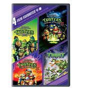 4 Film Favorites: Teenage Mutant Ninja Turtles Collection On DVD - EE723845