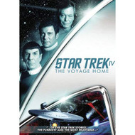 Star Trek IV: The Voyage Home On DVD With William Shatner - EE723889