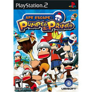 Ape Escape Pumped And Primed For PlayStation 2 PS2 - EE571494