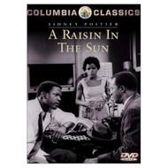 A Raisin In The Sun On DVD With Sidney Poitier Drama - EE723916