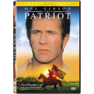 The Patriot Special Edition On DVD With Mel Gibson - EE723947