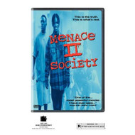 Menace II Society On DVD With Tyrin Turner - EE724004