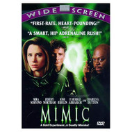 Mimic On DVD With Mira Sorvino Horror - EE724009
