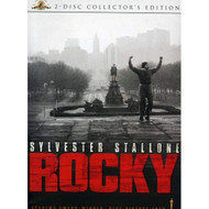 Rocky Two-Disc Edition On DVD With Sylvester Stallone 2 Drama - EE724019