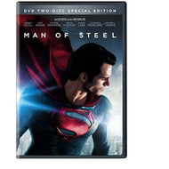 Man Of Steel With Henry Cavill On DVD - EE724023