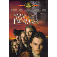 The Man In The Iron Mask On DVD With Leonardo Dicaprio - EE724024