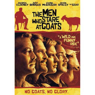 The Men Who Stare At Goats On DVD With George Clooney Comedy - EE724025