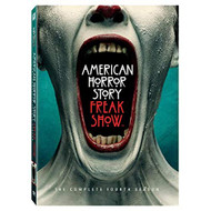 American Horror Story: Freak Show On DVD With Jessica Lange - EE724031