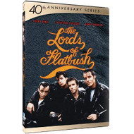 The Lords Of Flatbush 40th Anniversary On DVD With Perry King Drama - EE724060