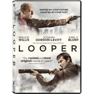 Looper On DVD With Joseph Gordon-Levitt Drama - EE724061