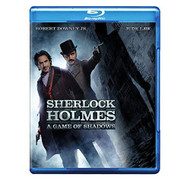 Sherlock Holmes: A Game Of Shadows Blu-Ray On Blu-Ray With Robert - EE724088