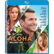 Aloha Blu-Ray On Blu-Ray With Bradley Cooper Comedy - EE724093