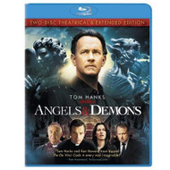 Angels And Demons Blu-Ray On Blu-Ray With Tom Hanks Drama - EE724120