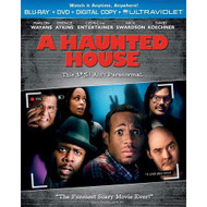 A Haunted House Blu-Ray On Blu-Ray With Marlon Wayans - EE724122