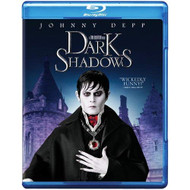Dark Shadows Blu-Ray On Blu-Ray With Johnny Depp Horror - EE724123