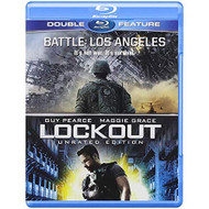 Battle: Los Angeles / Lockout Unrated Edition Double Feature Blu-Ray - EE724129
