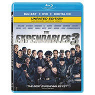 The Expendables 3 Blu-Ray Digital HD On Blu-Ray With Jet Li - EE724139