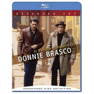 Donnie Brasco Extended Cut Blu-Ray On Blu-Ray With Anne Heche - EE724140