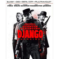 Django Unchained Blu-Ray On Blu-Ray With Jamie Foxx Westerns - EE724141