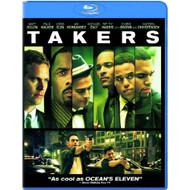 Takers Blu-Ray On Blu-Ray With Paul Walker Drama - EE724142