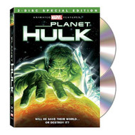 Planet Hulk Two Disc Special Edition On DVD With Kevin Michael - EE724144