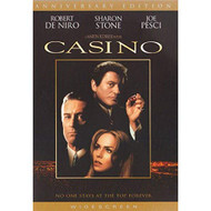 Casino Widescreen 10th Anniversary Edition On DVD With Robert De Niro - EE724175