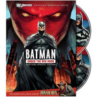 Batman: Under The Red Hood On DVD With Bruce Greenwood Anime - EE724182