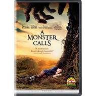 A Monster Calls On DVD With Sigourney Weaver Drama - EE724209