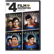 4 Film Favorites: Superman Superman II: Special Edition Superman III: - EE724227