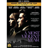 A Most Violent Year DVD Digital On DVD With Albert Brooks - EE724249