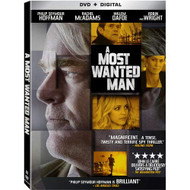 A Most Wanted Man DVD Digital On DVD With Philip Seymour Hoffman - EE724253