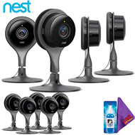 Nest Cam Indoor Security Camera Pack Of 9 Full HD Video - ZZ724240
