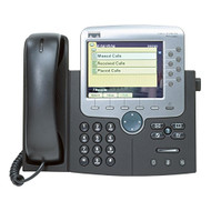 Cisco CP-7970G Unified IP Phone Telephone Gray Desktop - EE724276