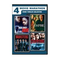 4 Movie Marathon: Crime Thriller Collection New Jersey Drive / Empire  - EE724288