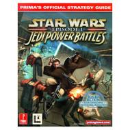 Star Wars: Episode 1 Jedi Power Battles Prima's Official Strategy - EE724291