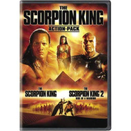 The Scorpion King Action Pack On DVD With Dwayne 'The Rock' Johnson - EE724297