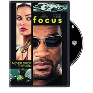Focus 2015 On DVD With Will Smith Drama - EE724331