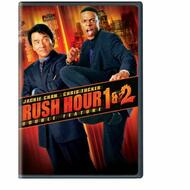 Rush Hour 1 And Rush Hour 2 On DVD Comedy - EE724334