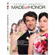 Made Of Honor On DVD With Patrick Dempsey Comedy - EE724339