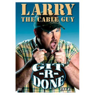 Larry The Cable Guy Git-R-Done On DVD Comedy - EE724342