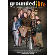 Grounded For Life: Season 2 On DVD With Donal Logue Comedy - EE724347