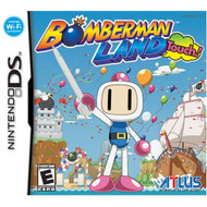 Bomberman Land Touch! For Nintendo DS DSi 3DS Arcade - EE608820