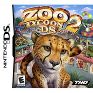 Zoo Tycoon 2 For Nintendo DS DSi 3DS Strategy - EE639724
