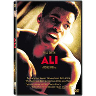 Ali On DVD With Will Smith - EE724387